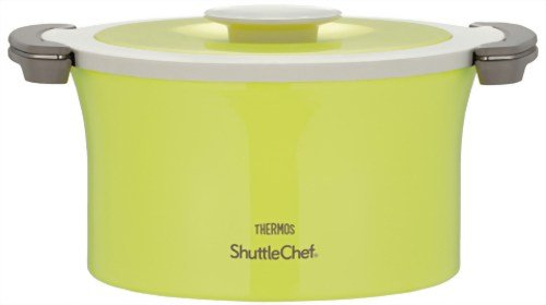 THERMOS vacuum thermal insulation cooker shuttle chef 3.0L lettuce KBE-3000 LET