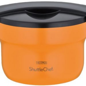 THERMOS vacuum thermal insulation cooker shuttle chef 1.6L apricot KBF-1600 APR